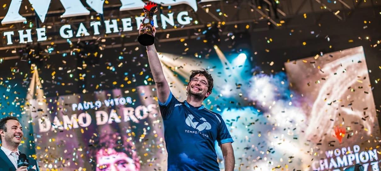 Brasileiro se torna campeão mundial de Magic: The Gathering