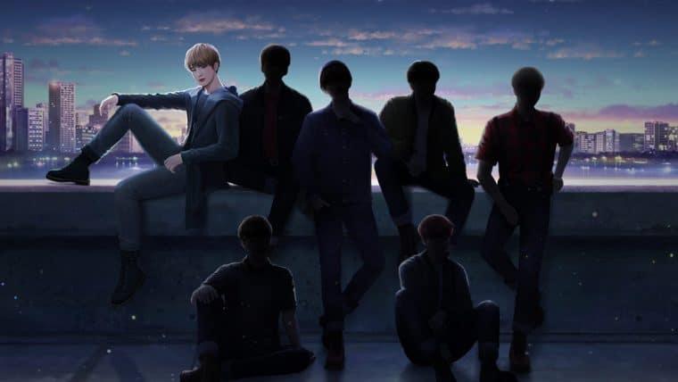 BTS Universe Story | Game sobre o grupo de K-pop ganha trailer