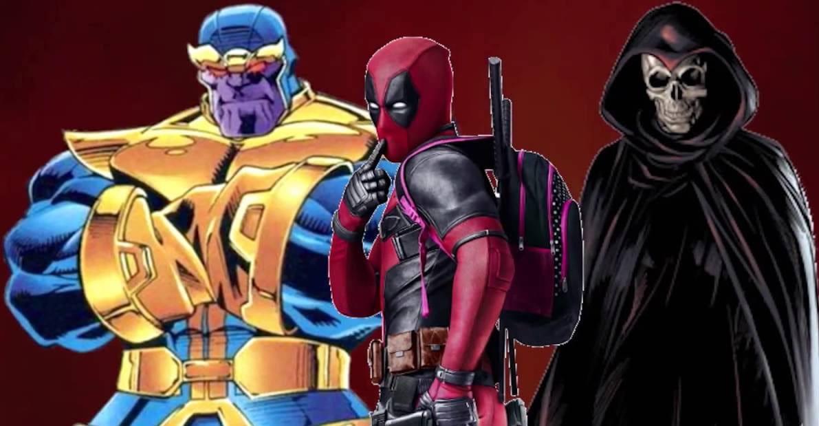 Thanos e a busca pelo poder