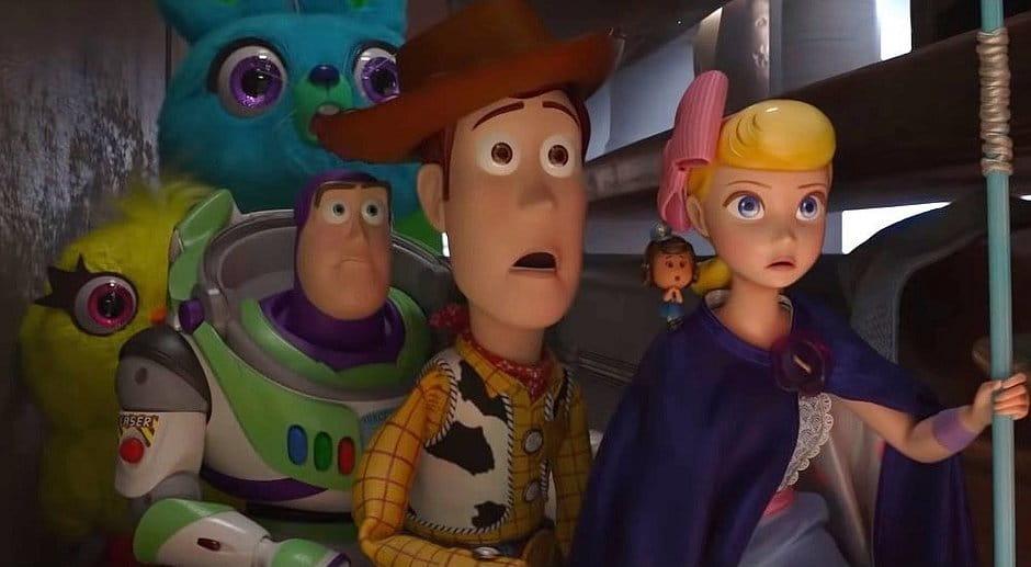 Pixar não descarta planos para Toy Story 5