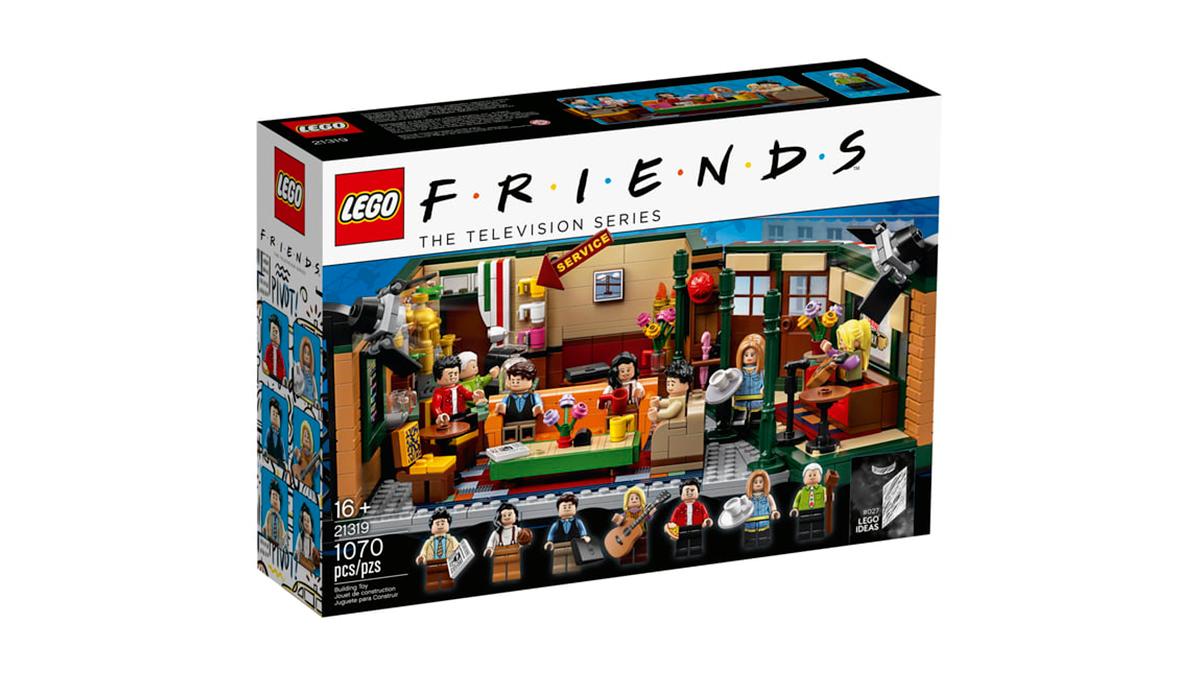 LEGO   empresa anuncia coleção inspirada em Friends