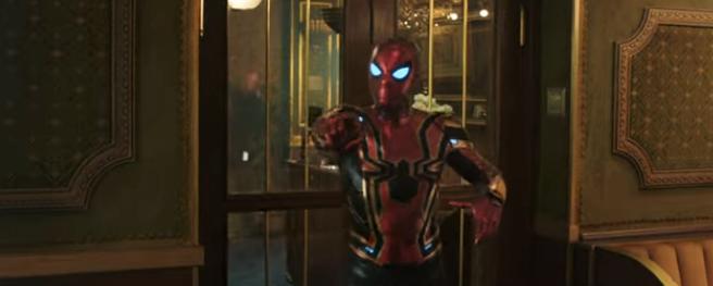 Novo trailer de Homem-Aranha: Longe de Casa é liberado, Confira!!