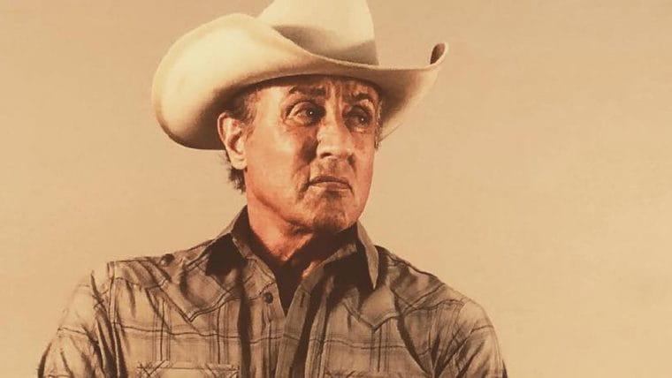 Rambo 5 | Stallone compartilha imagem dos bastidores do filme