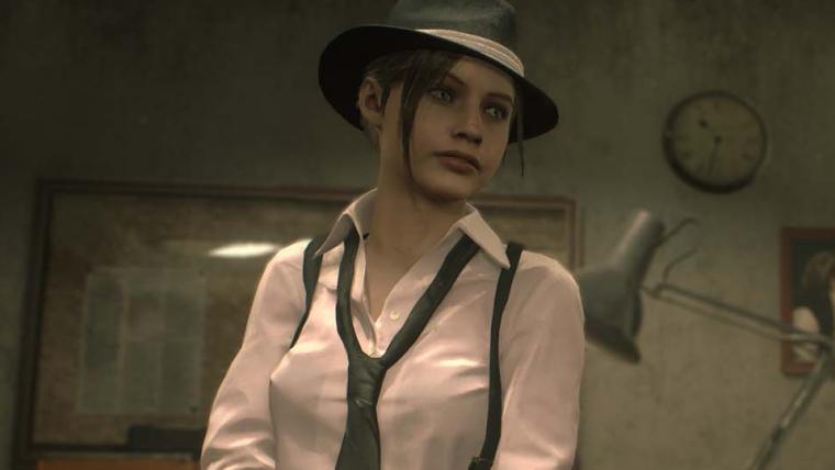 Resident Evil 2   Edição deluxe do remake terá skins para Leon e Claire
