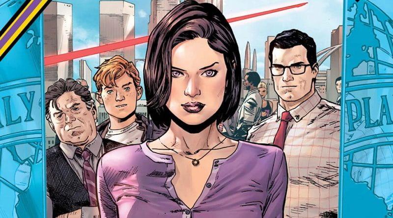 Arrowverse | Revelada a descrição de Lois Lane para o crossover