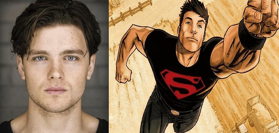 2 ª Temporada de Titãs anuncia quem será o Superboy