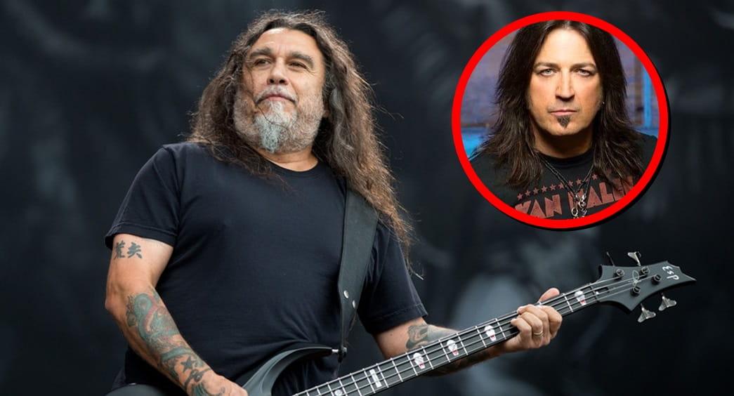 Michael Sweet diz que Tom Araya do Slayer canta sobre demônio, desce do palco e vai para igreja orar