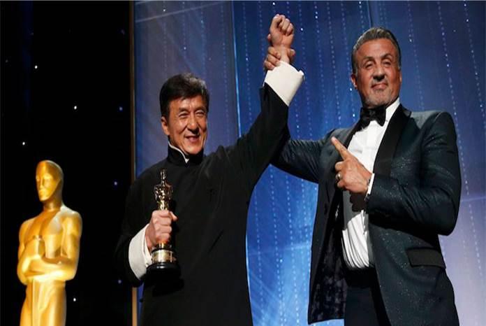Jackie Chan e Sylvester Stallone juntos no filme Ex-Baghdad