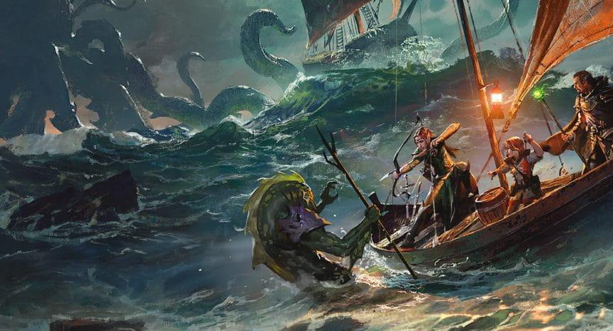 Novo livro de Dungeons & Dragons contém muitas referências de Greyhawk