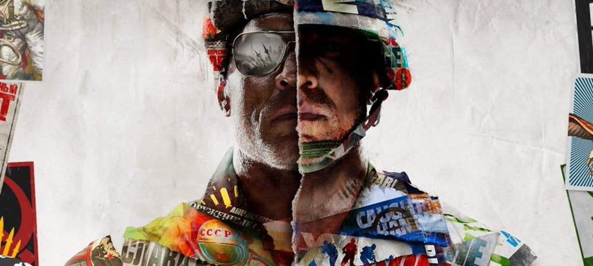 Call of Duty Black Ops: Cold War   Treyarch revela arte do game