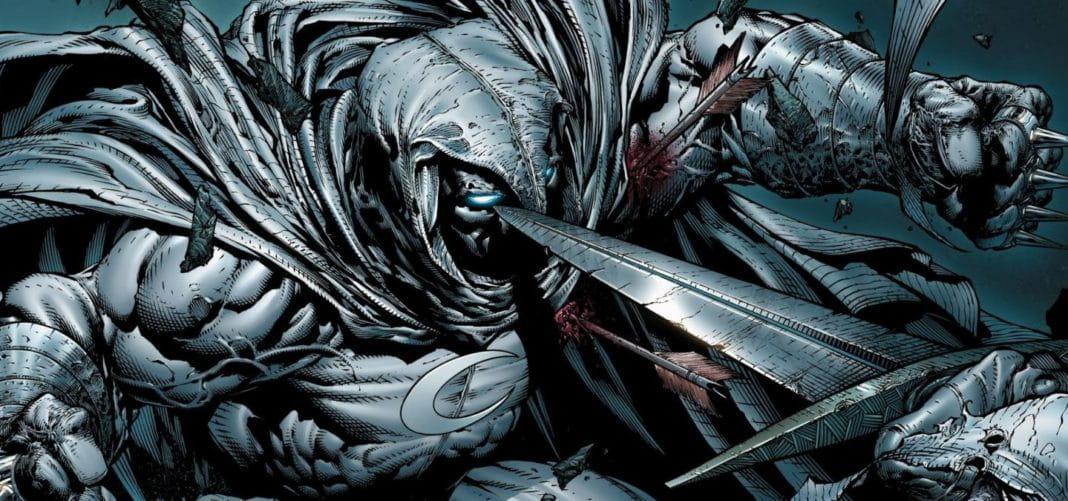 Cavaleiro da Lua | Pôster pede que série seja a mais sombria da Marvel