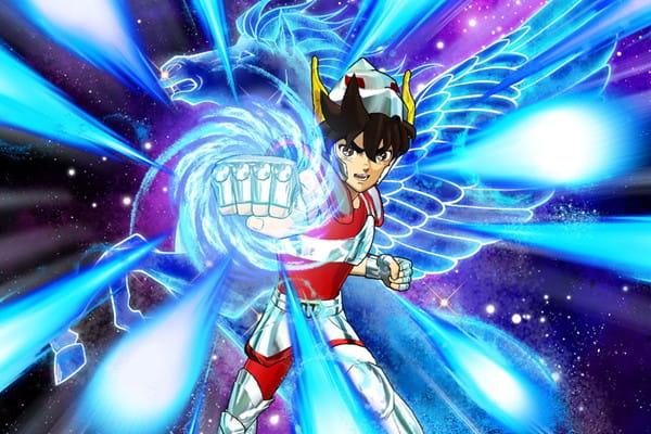 Cavaleiros do Zodíaco Shining Soldiers | Game mobile já está disponível