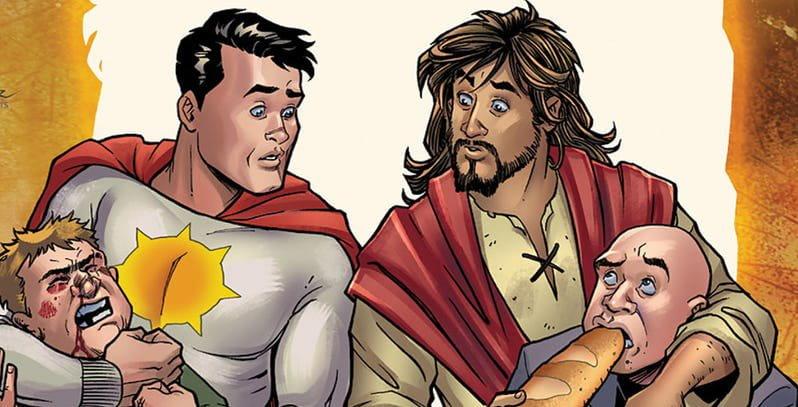 Petição para DC cancelar HQ de Jesus chega a mais de 100 mil assinaturas