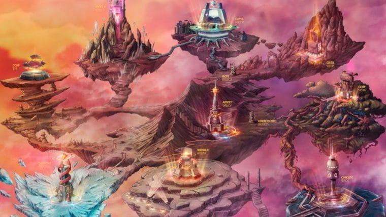CCXP Worlds 2021 | Evento será virtual e acontece no começo de Dezembro, confira