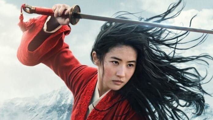 Cena de beijo no live-action de Mulan será cortada na versão chinesa