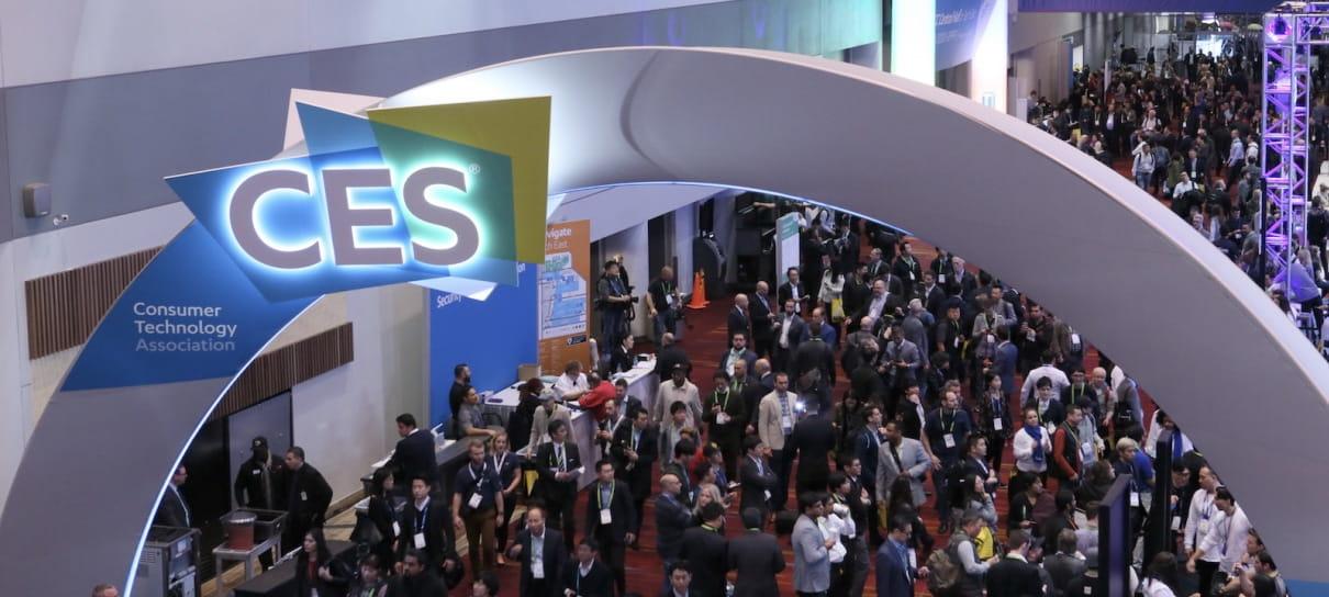 CES 2021 será um evento completamente digital