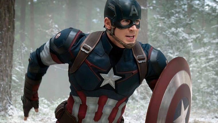 Chris Evans pode interpretar Capitão América novamente no MCU, diz site