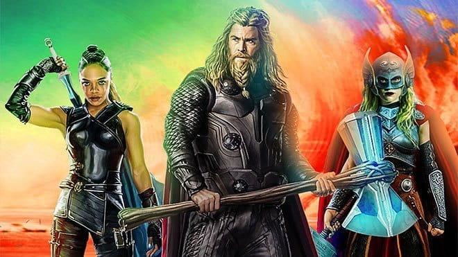Chris Hemsworth afirma que roteiro de Thor: Amor e Trovão é insano
