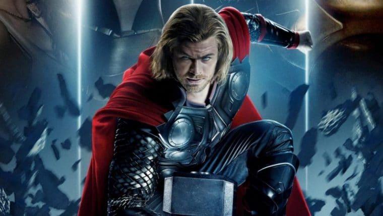 Chris Hemsworth homenageia Thor pelos 10 dez anos de lançamento