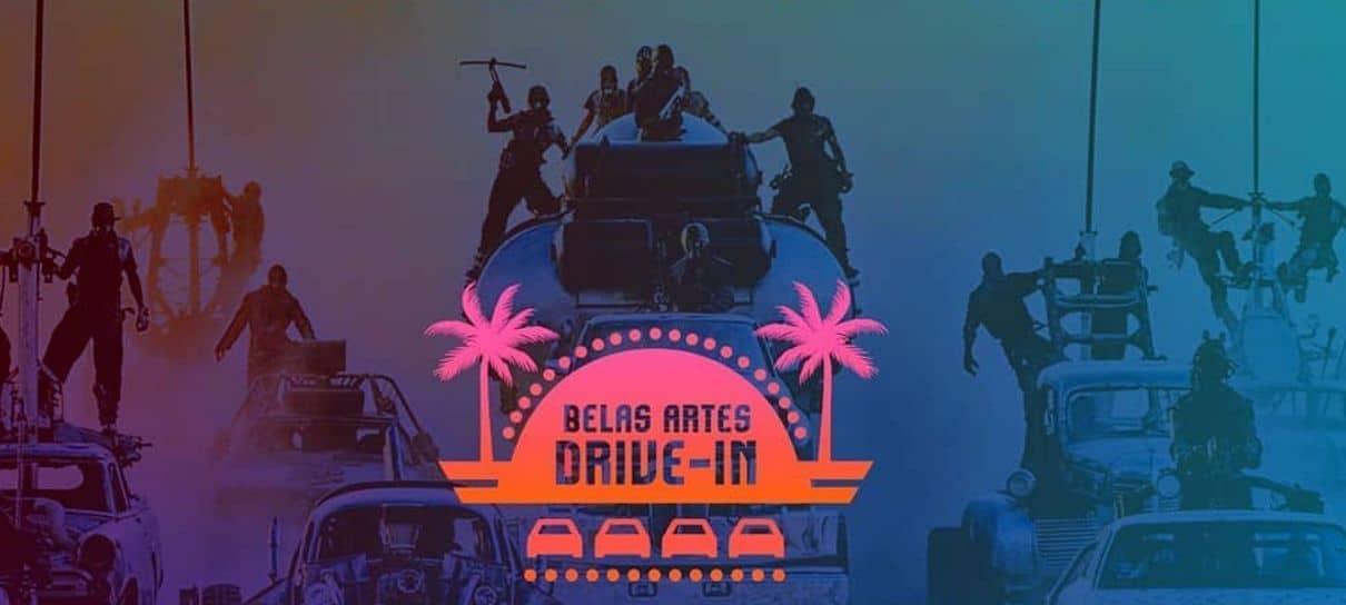 Cinema drive-in no Memorial da América Latina abre venda de ingressos