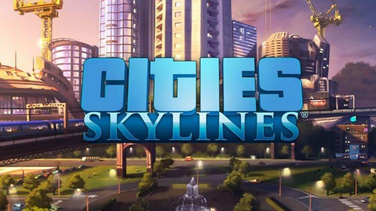 Cities: Skylines   game de construção de cidades está gratuito para PC via Epic