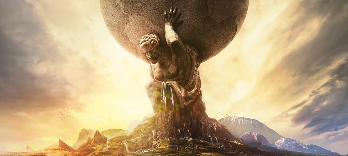 Civilization VI está gratuito para PC na Epic Games Store