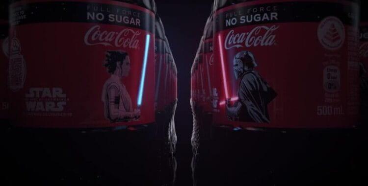 Coca-Cola lança linha promocional de Star Wars: A Ascensão Skywalker