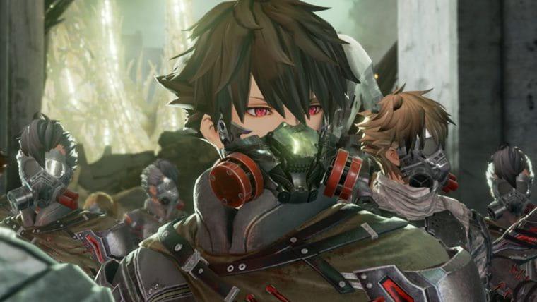 Code Vein | Game ganha novos trailers mostrando chefões e bastidores do jogo.