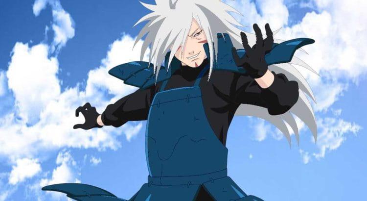 Como seriam as fusões dos personagens de Naruto