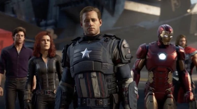Confira o Game Play de Marvel's Avengers