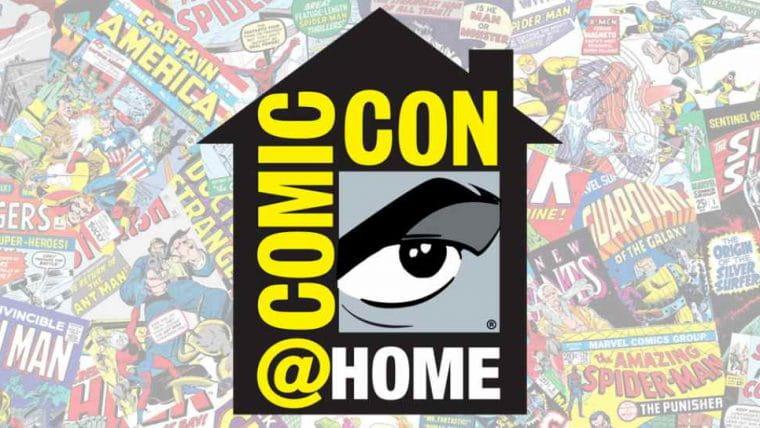 Confira o que vai rolar na Comic-Con at Home 2021