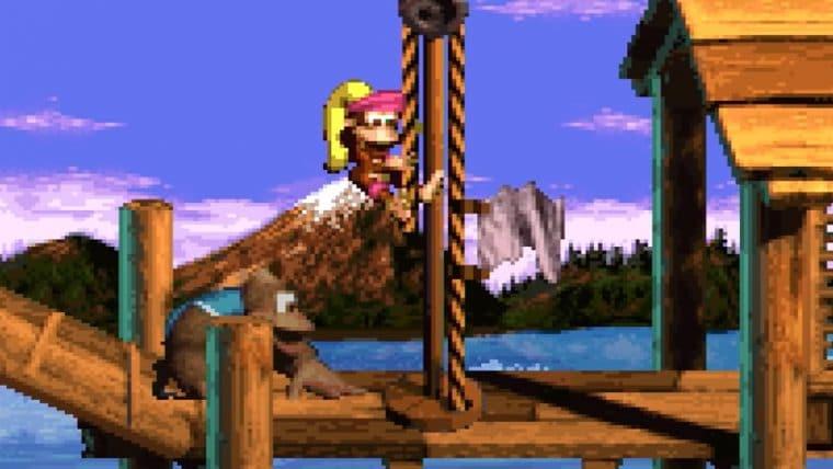 Confira os jogos que entram no catálogo do Nintendo Switch Online junto com Donkey Kong Country 3