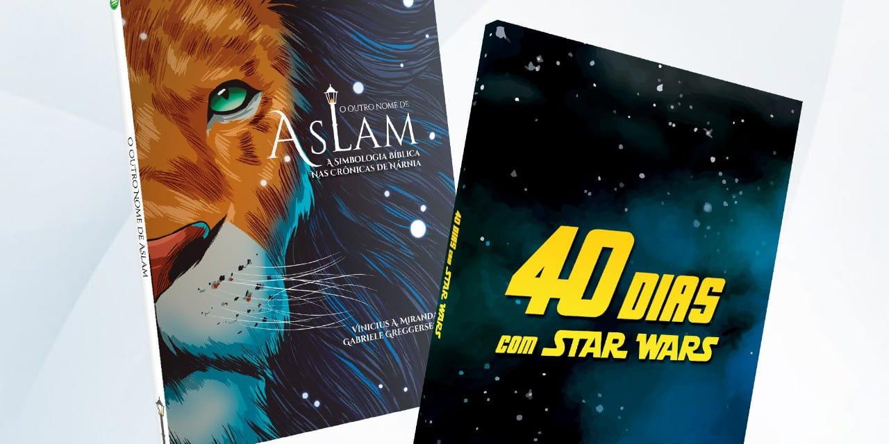 Confira os lançamentos da Editora 100% Cristão para Novembro