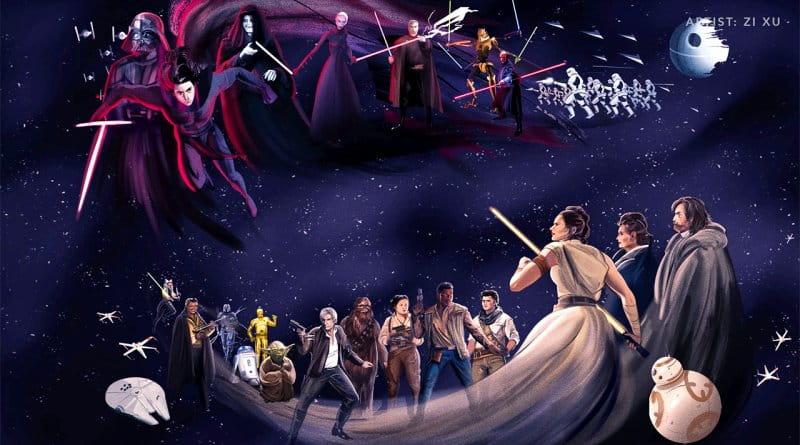 Confira os lançamentos futuros da franquia Star Wars