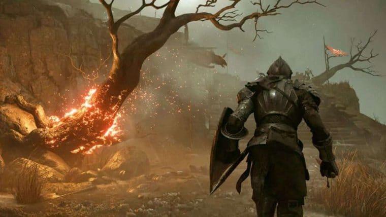Confira video de gameplay do remake de Demon's Souls
