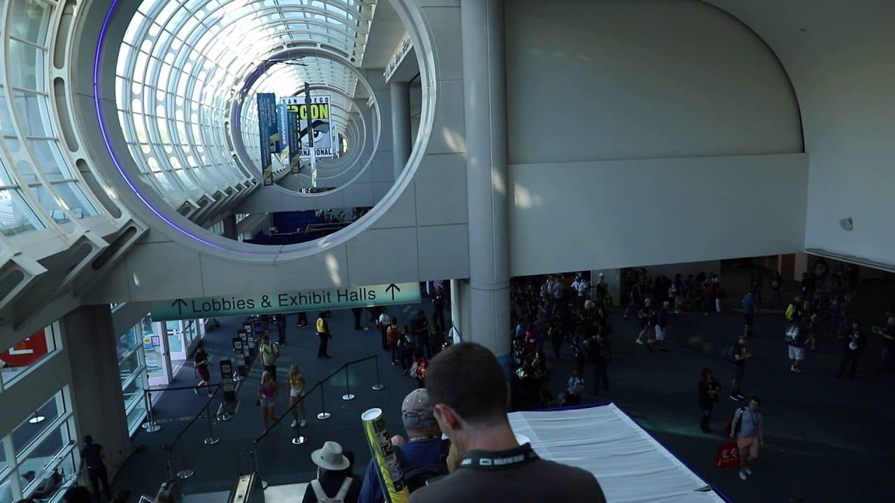 Corona Vírus | Centro de convenções da Comic Con é transformado em abrigo