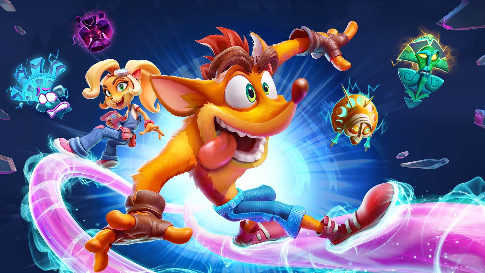 Crash Bandicoot 4: It's About Time | Game terá upgrade para 4K e recursos do DualSense
