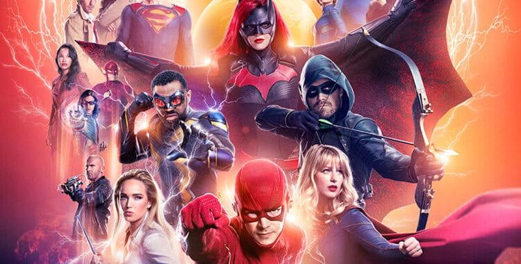 Crise nas Infinitas Terras | Novo trailer do crossover mostra heróis tentando salvar o multiverso