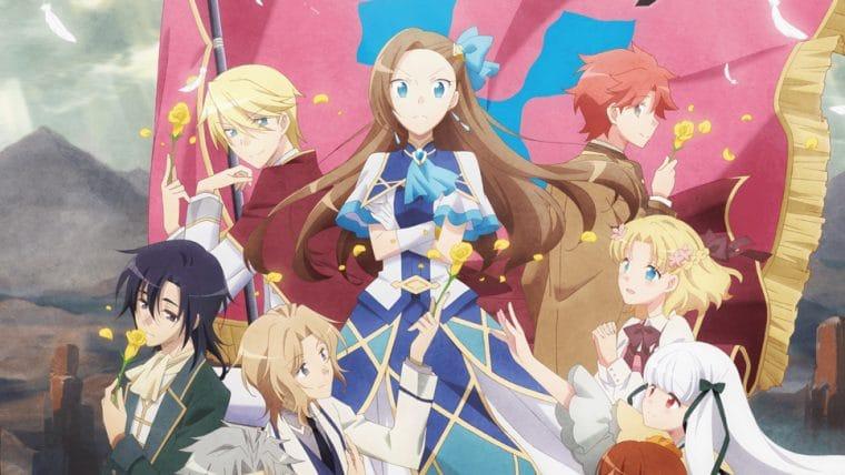 Crunchyroll anuncia novos animes para seu catálogo