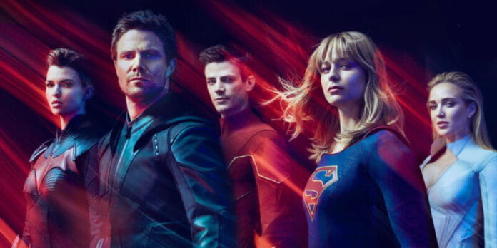 CW Renova séries do Arrowverse