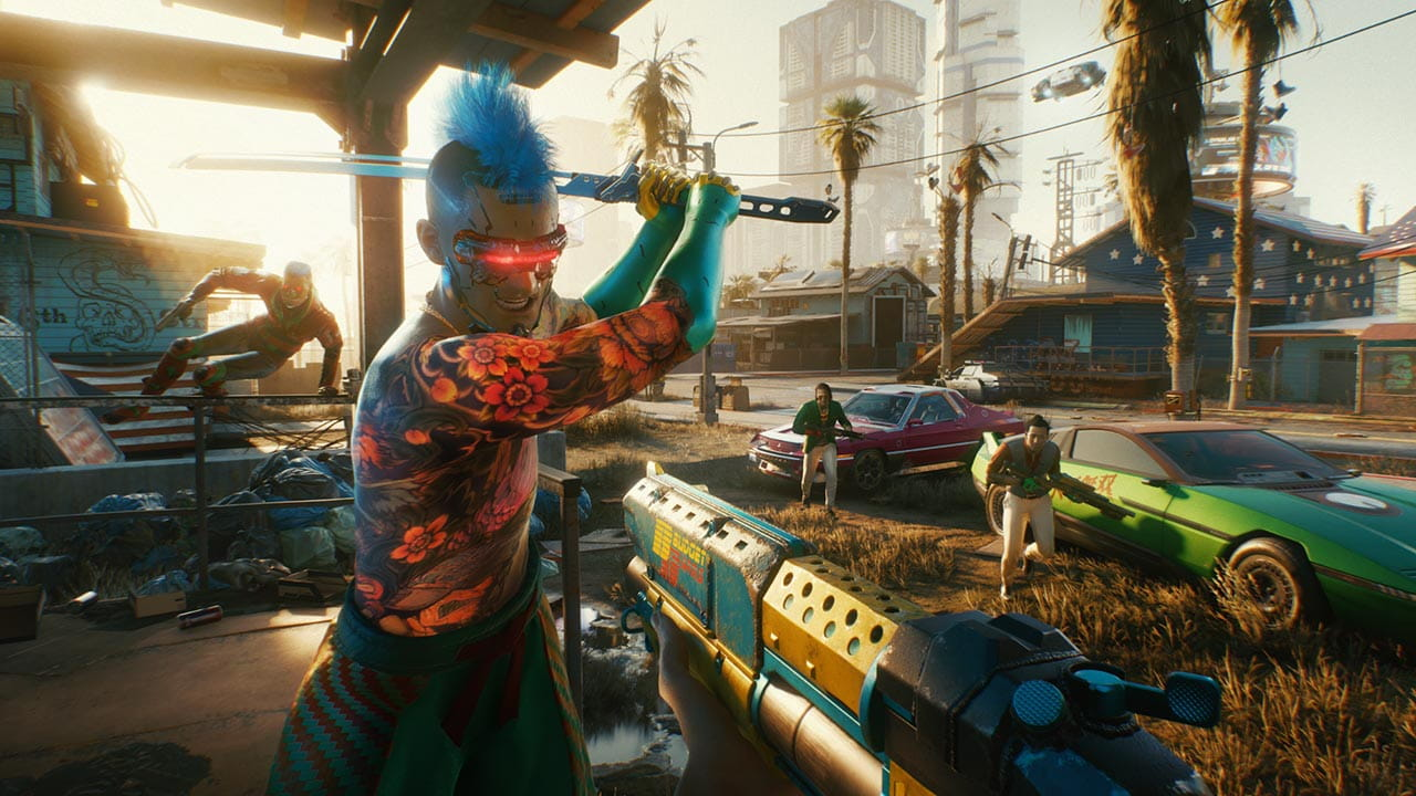 Cyberpunk 2077 | Jogo recebe atualização com correções de bugs