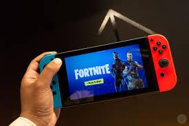 Fortnite vai para o Nintendo Switch hoje