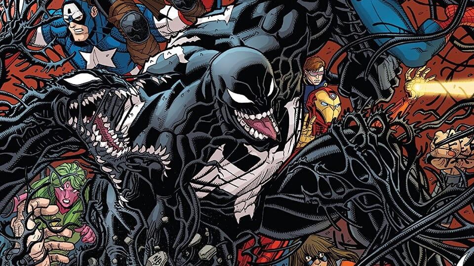 Venom | Herois da Terra serão venomizados em nova HQ