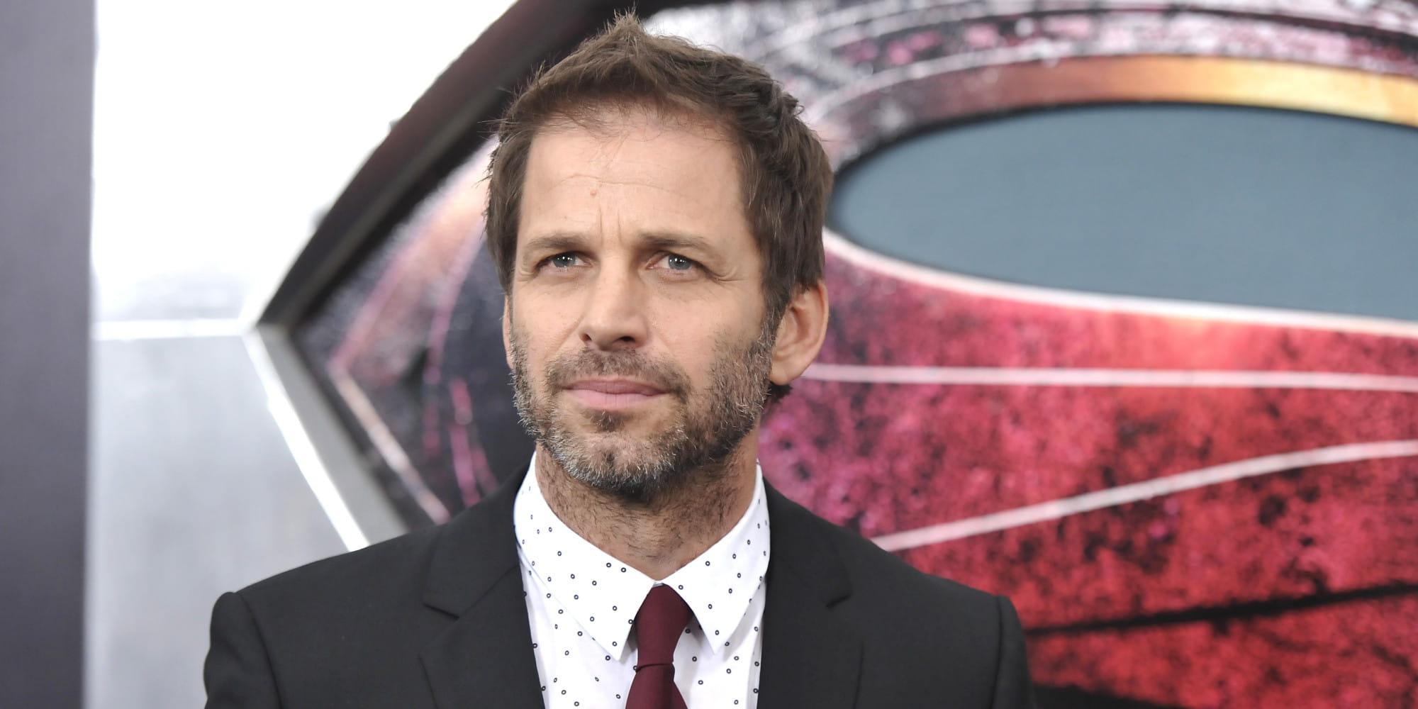 Zack Snyder entrega direção da Liga da Justiça depois da morte de sua filha