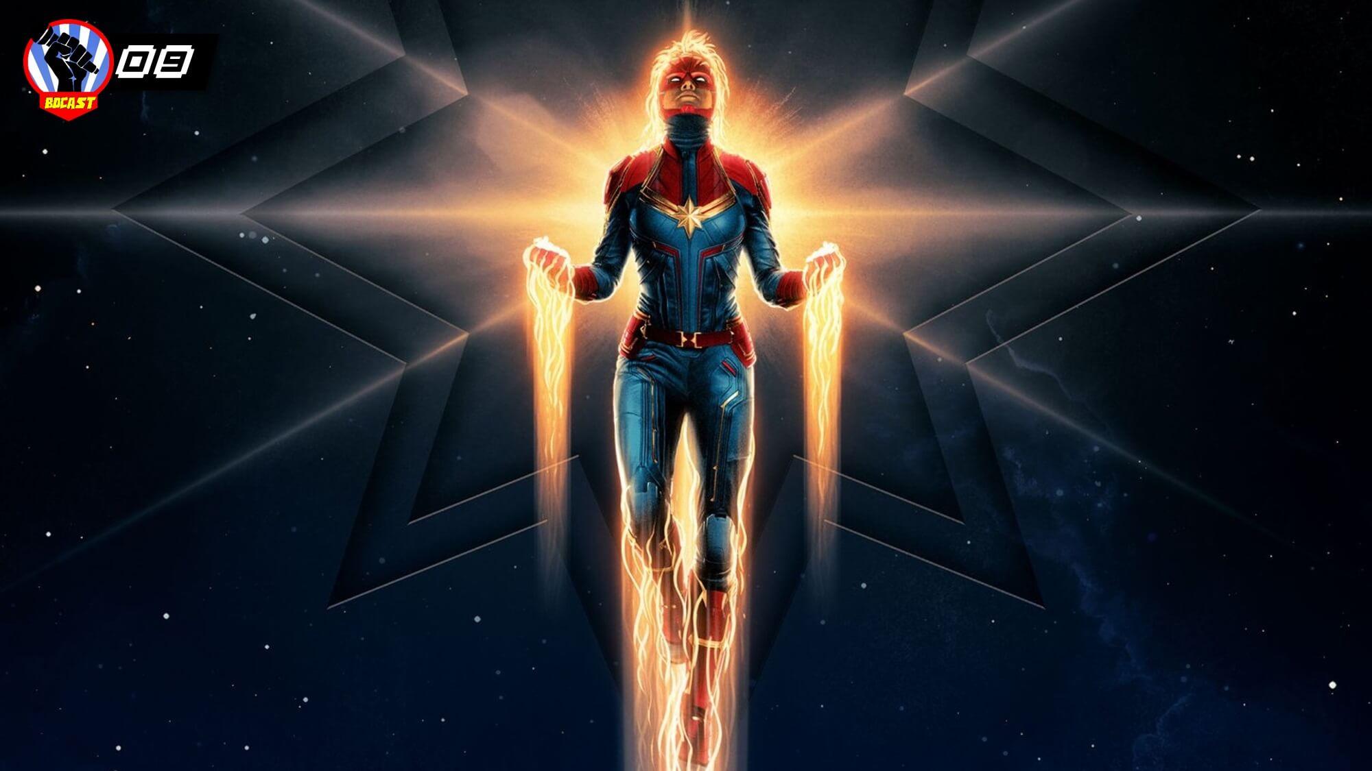Capitã Marvel - Sucesso, Fracasso, Filme ou Conspiração?