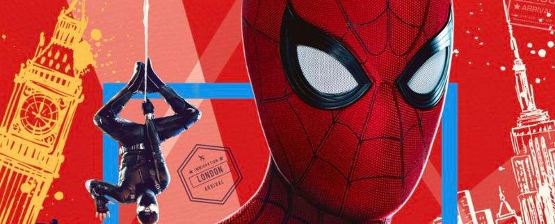 Novo poster IMAX de Homem-Aranha: Longe De Casa é revelado