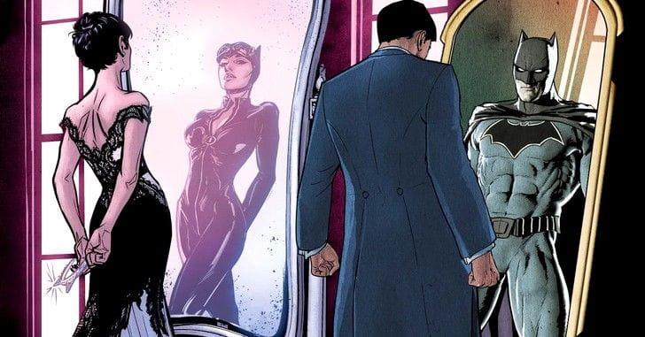 BATMAN | HQ #50 com o casamento do Morcego divide opiniões