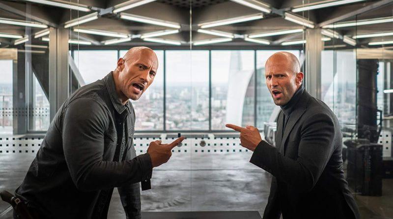The Rock lança novo teaser de Velozes e Furiosos: Hobbs & Shaw