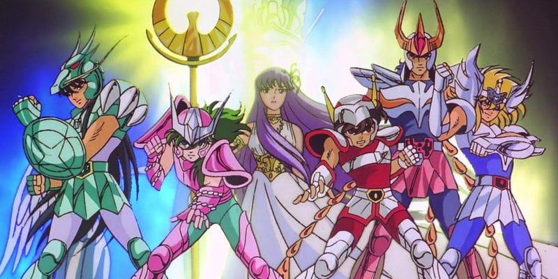 Cavaleiros do Zodíaco: Netflix deve adicionar o anime clássico em breve