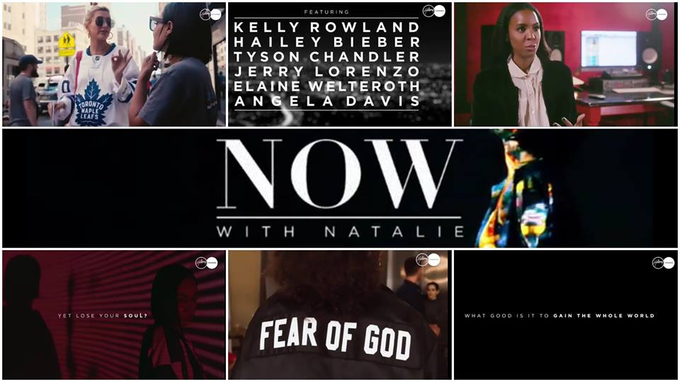Now With Natalie | Série da Hillsong Channel